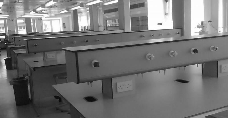 University - Laboratory Clearance